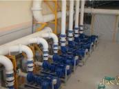 ضخ 9 ملايين و481 ألف م3 من المياه يومياً في المملكة