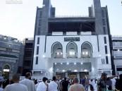 فتح باب الملك عبدالعزيز استعدادا لشهر رمضان