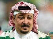 """هل استقال """"تركي بن عبدالله"""" من رئاسة المجلس التنفيذي للأهلي ؟"""