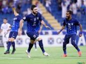 بالصور .. الهلال يكرر فوزه على استقلال خوزستان ليتأهل إلى ربع نهائي الآسيوية