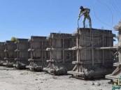 شاهد.. السلطات التركية تعتزم بناء جدار أسمنتي على الحدود مع إيران