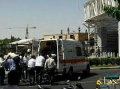 بالصور… قتلى وجرحى في هجومين بمبنى البرلمان #الإيراني ومرقد #الخميني
