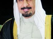 """""""الجبر"""" نائب رئيس جمعية البر بالأحساء يبايع """"ولي العهد"""": ولاء للمليك والوطن"""