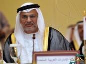 """""""قرقاش"""": الخطوات القادمة ستزيد من عزلة قطر وموقعها سيكون مع إيران"""