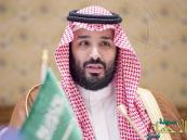 #ولي_العهد يتلقى اتصالاً هاتفياً من أمير دولة #قطر أبدى فيه رغبته بالجلوس على طاولة الحوار