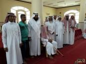 """جماعة مسجد """"السيف"""" بالعيون تتبادل التهاني والتبريكات بعيد الفطر"""