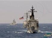 فقدان سبعة من طاقم مدمرة تابعة للبحرية الأمريكية