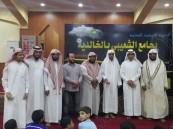 """""""البوعلي"""" يزور الدورة المكثفة بجامع الشعيبي"""