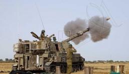 """الاحتلال الإسرائيلي يقصف """"غزة"""" وأضرار كبيرة تلحق بمنازل الفلسطينين"""