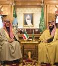 وزير الدفاع الكويتي: أمن السعودية مِن أمن دول الخليج كافة