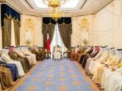 خليفة بن سلمان: قمة الرياض شكلت وثيقة واجب الالتزام بما جاء فيها للمصلحة المشتركة