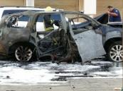 المتحدث الأمني لوزارة الداخلية: إعطاب سيارة استخدمت في ارتكاب جرائم إرهابية