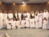 """بالصور .. العبدالله والبراهيم يحتفون بزفاف العريسين  """"محمد وعبدالعزيز"""""""