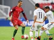 البرتغال يفتتح مشواره في كأس القارات بالتعادل أمام المكسيك