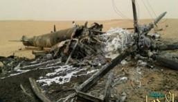 تحطم طائرة عسكرية سودانية ومقتل طاقمها شمال كردفان