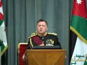 ملك الأردن يهنئ الأمير محمد بن سلمان باختياره وليًا للعهد