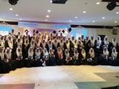 بالصور… تخرج 73 طالب من ثانوية الرميلة