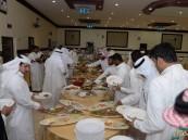 بالصور… جماعي العمران يجمع فرسان السنوات السابقة في حفل إفطار