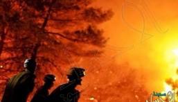 بسبب الحرارة المفرطة… أجهزة الطوارئ الإسبانية تُجلي 700 شخص من منازلهم