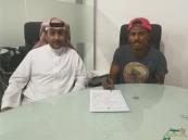 إدارة نادي الفتح تتعاقد مع لاعب خط وسط نادي الهلال