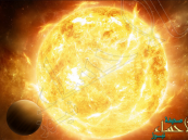 بقعة شمسية عملاقة تهدد الاتصالات على كوكب الأرض