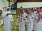 """انطلاق الفصل الصيفي بثانوية """"الإمام النووي"""" للمقررات بحضور 350 طالب"""