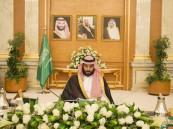 بالصور.. نائب خادم الحرمين الأمير محمد بن سلمان يرأس جلسة مجلس الوزراء
