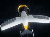 """AeroMobil"" سيارة طائرة تنتقل من الطريق إلى الجو في 3 دقائق"