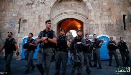 """""""يوم غضب فلسطيني"""" رفضا لإجراءات الاحتلال في الأقصى"""
