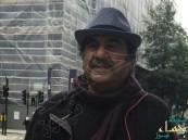 """بالصورة .. هذه حالة الفنان """"عبدالرضا"""" من مكان استشفاءه بالخارج"""