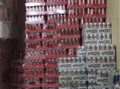ضبط 100 ألف مشروب غازي بالأحساء أُخفيت للتهرب من الضريبة الانتقائية