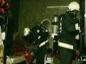وفاة 11 شخصاً وإصابة 6 آخرين إثر اندلاع حريق بمنزل شعبي في نجران