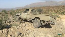 الداخلية: استشهاد جندي من حرس الحدود إثر انفجار لغم أرضي بمركز المسيال الحدودي بعسير