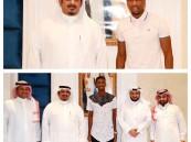 إدارة #الهلال تعلن رسميًا التوقيع مع محمد كنو وحسن كادش