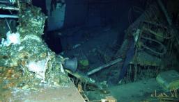 باحثون يعثرون على حطام واحدة من أبرز سفن المهام السرية في العالم