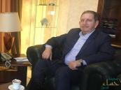 افتتاح منفذ بري جديد للعراق مع السعودية