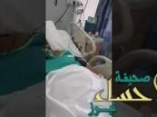 بالفيديو.. مواطن يتفاجأ بوالده على قيد الحياة بعد إبلاغه بوفاته في المستشفى