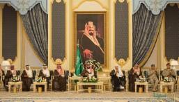 نائب خادم الحرمين يلتقي أعضاء البرلمان اليمني المؤيدين للشرعية