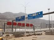 """""""تطوير مكة"""" تنفذ مشروع تبريد منشأة الجمرات برذاذ الماء"""