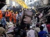 ارتفاع أعداد ضحايا انهيار مبنى في مومباي إلى 16 قتيلاً