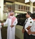 """بالصور.. جوازات """"سلوى"""" تنجز إجراءات دخول 100 حاج قطري وتوقعات بزيادة الأعداد ليلاً"""