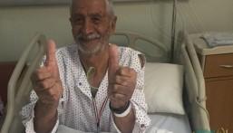 """إنقاذ حياة """"حاج إيراني"""" أثناء طوافه في المسجد الحرام"""