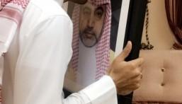 """عبدالله ابن الإعلامي """"سلمان الجمل"""" يعقد قرانه"""