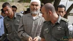 الكيان الصهيوني يعتقل الشيخ رائد صلاح من منزله فجر اليوم