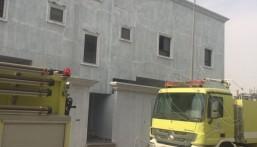 """إصابة 3 أسيويين بحروق بينهم حالة حرجة في """"مبرز"""" الأحساء"""