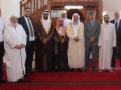 آل الشيخ: المملكة واجهت كل المخاطر التي سعت لتشويه صورة الإسلام السمحة