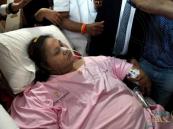 """وفاة """"إيمان"""" أثقل امرأة في العالم بمستشفى خليجي"""