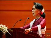 """بعد صمت طويل.. زعيمة """"ميانمار"""" تعلن موقفها بشأن """"الروهينغا !!"""