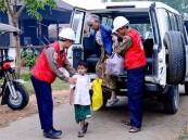 الصليب الأحمر يشغل مكان الأمم المتحدة في ميانمار