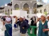بالفيديو…حجاج يودعون الحرم المكي بالدموع في مشهد مؤثر